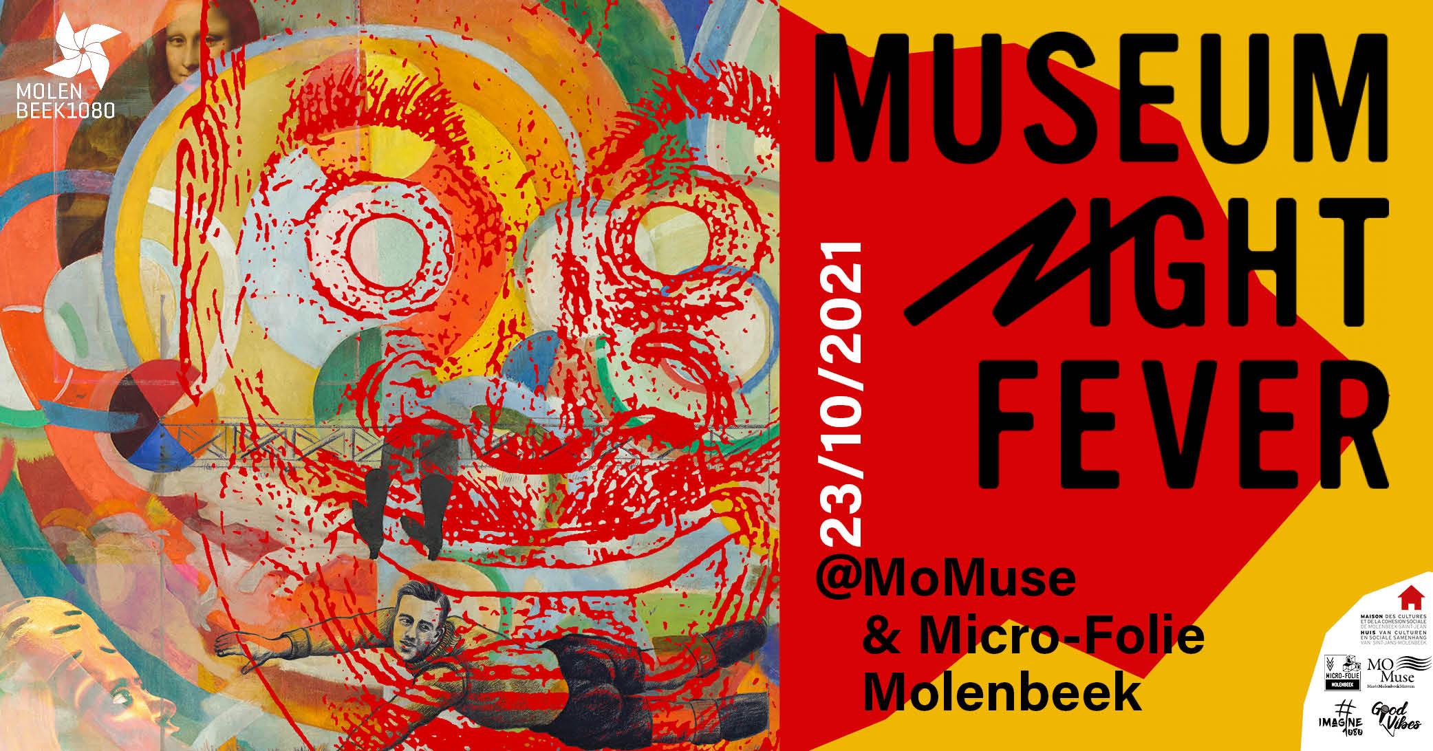 Museum Night Fever @Micro-Folie/MoMuse